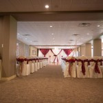 Melissa & Allan Ceremony Space