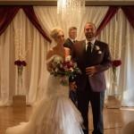 Melissa & Allan Newlyweds (2)