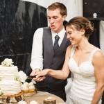 Melissa-Blake Cake Cutting